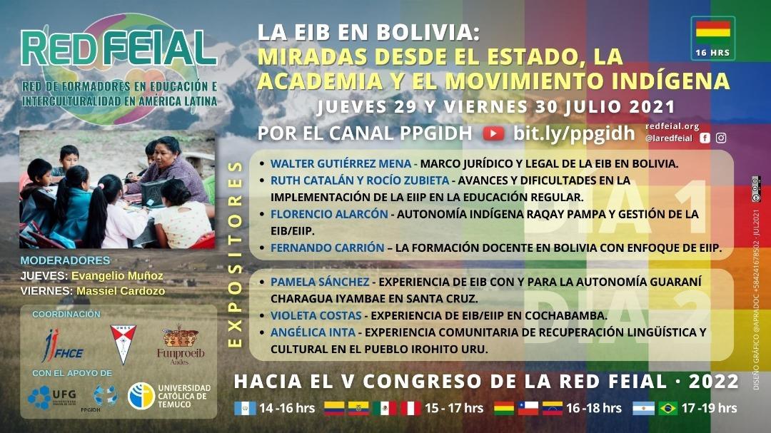 La EIB en Bolivia